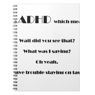 staying on task.pdf note books