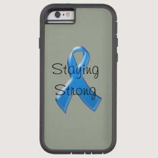 """Staying Strong"" Cell Phone Case Prostate Cancer"
