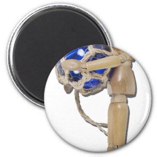 StayingAfloat020511 2 Inch Round Magnet