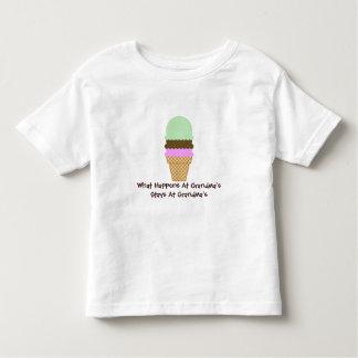 Stays At Grandma's Toddler T-shirt