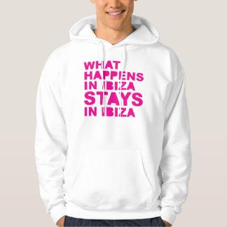 Stays In Ibiza Hoodie