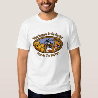 Stays @ The Dog Park T-Shirt