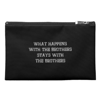 Stays With Brothers Travel Accessory Bags