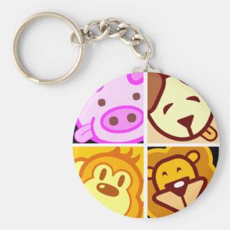 staysHappy, we all stays happy 2 Keychain