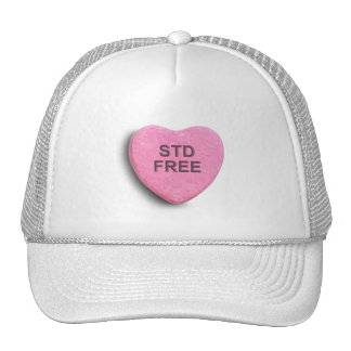 STD FREE TRUCKER HAT