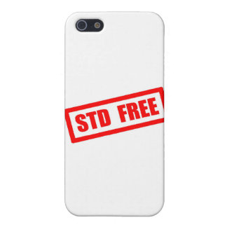 STD Free Cases For iPhone 5