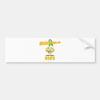 STD's Bumper Sticker