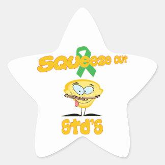 STD's Star Sticker