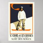 Ste. Croix et Les Rasses Print