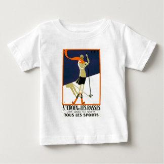 Ste Croix et les Rasses tous le Sports Baby T-Shirt