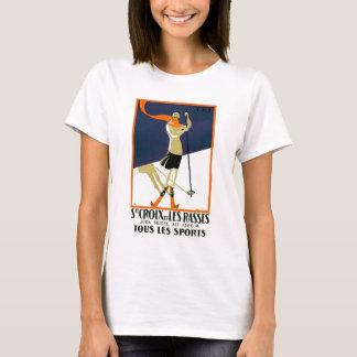 Ste Croix et les Rasses tous le Sports T-Shirt