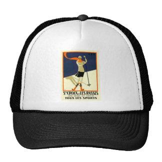 Ste Croix et les Rasses tous le Sports Trucker Hat