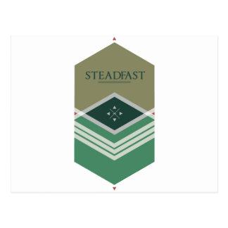 Steadfast Postcard