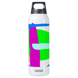 Steady Down to Earth Cloud Everyone Saved 16 Oz Insulated SIGG Thermos Water Bottle