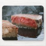 Steak 3 mouse pad