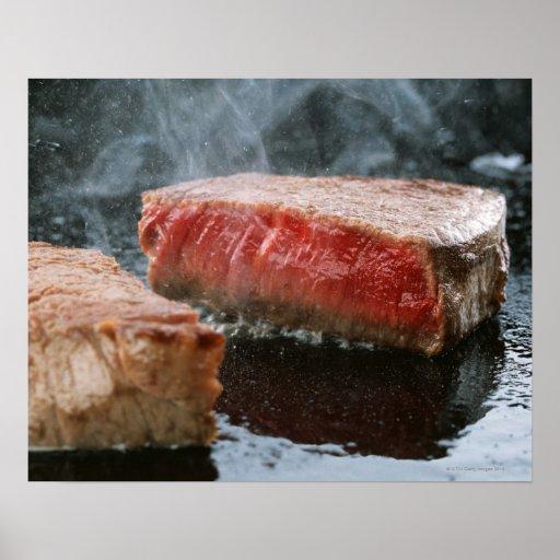 Steak 3 poster