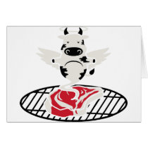 Steak Angel Card