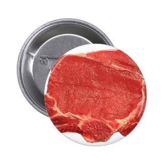 Steak Pinback Buttons