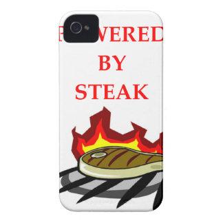 STEAK Case-Mate iPhone 4 CASE
