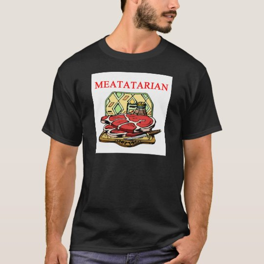 steak hamburger and meat T-Shirt