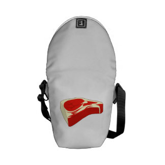 Steak Courier Bags