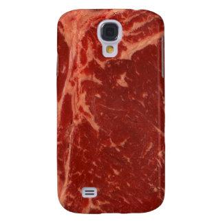 Steak Samsung Galaxy S4 Cases