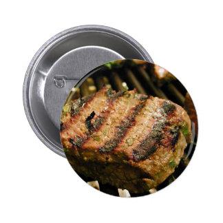 Steaks Food Dinner Grilling Pin