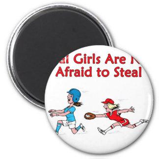 Steal 2 Inch Round Magnet
