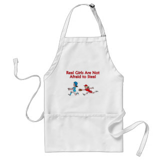 Steal Adult Apron