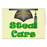 Steal Cars Cards