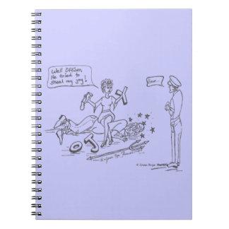 steal my joy journal