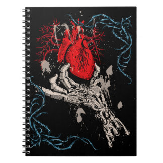 Steal Your Heart Hand Notebook