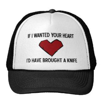Steal Your Heart Trucker Hat