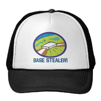 Stealer bajo gorras de camionero