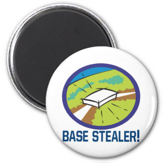 Stealer bajo imán redondo 5 cm
