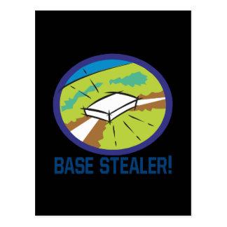 Stealer bajo postal