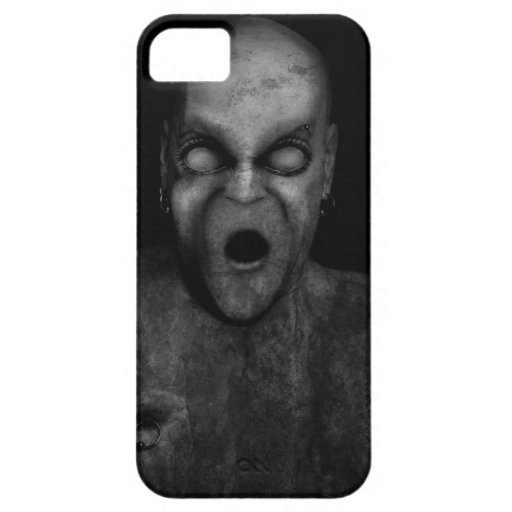 Stealer del alma iPhone 5 funda