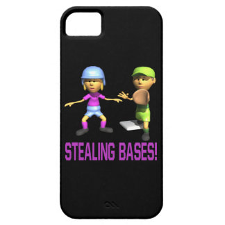 Stealing Bases iPhone 5 Case