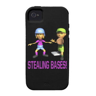 Stealing Bases Case For The iPhone 4