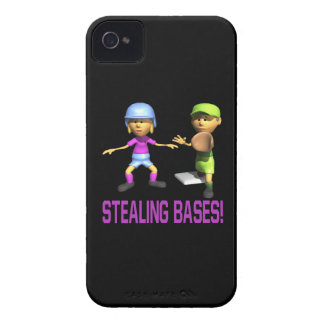 Stealing Bases Case-Mate iPhone 4 Cases