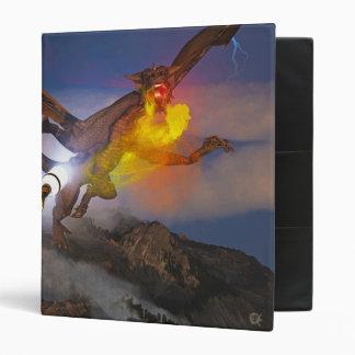 Stealing Fire, Avery binder by Joseph Maas