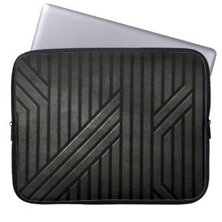 Stealth Black Laptop Sleeve