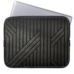 Stealth Black Laptop Sleeves