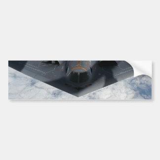 Stealth Bomber Bumper Sticker