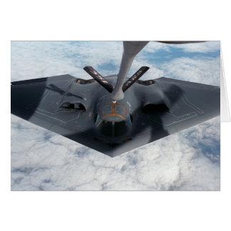 Stealth Bomber Card