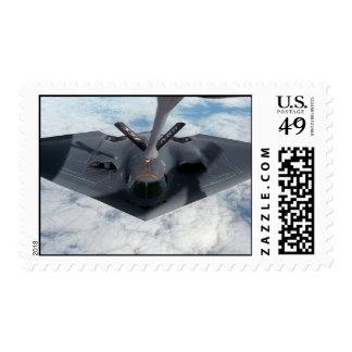 Stealth Bomber Postage