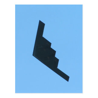 Stealth Bomber Postcard