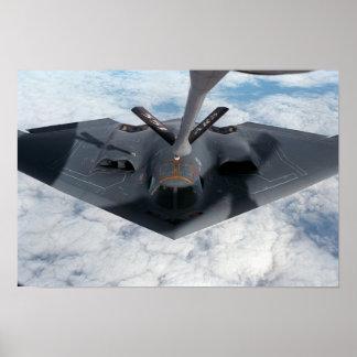 Stealth Bomber Poster