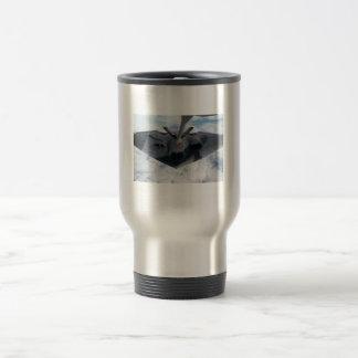 Stealth Bomber Travel Mug