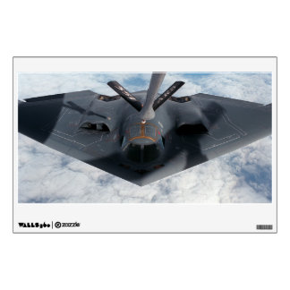 Stealth Bomber Wall Decal